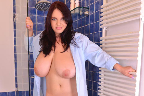 Joanna Bliss Massive Natural Breasts